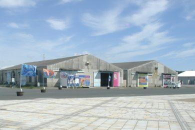 小名浜倉庫群