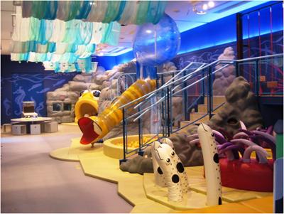2005年7月15日-2006年5月22日 キッズアクアリウム「海とあそぶ」