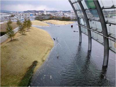 2011年3月11日 東日本大震災・アクアマリンふくしま被災