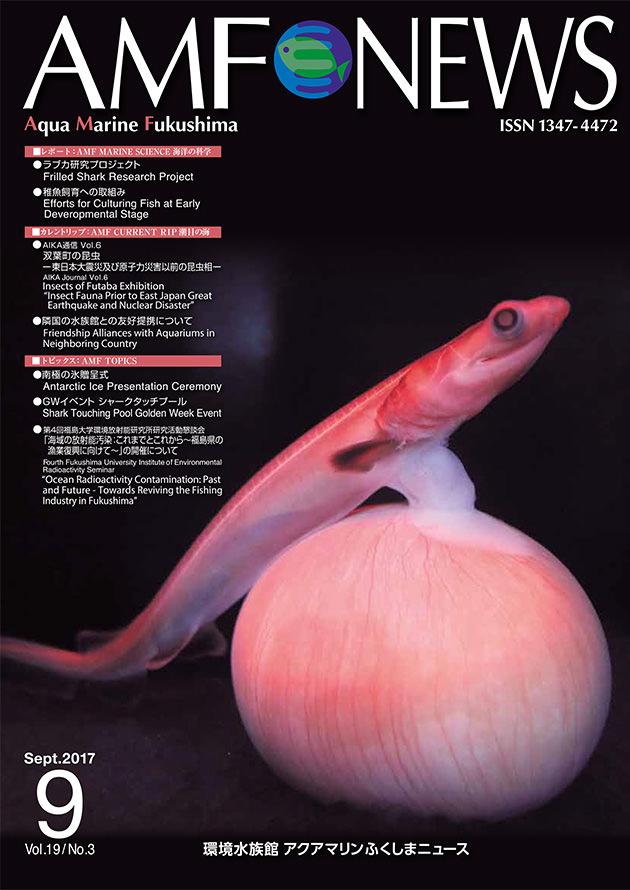 機関誌「AMF NEWS」70号