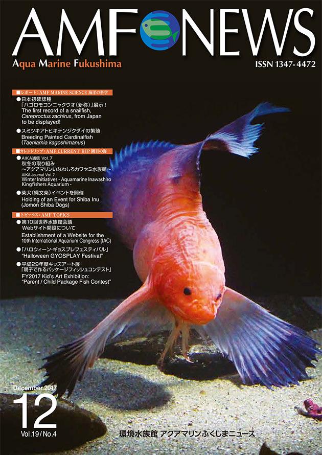 機関誌「AMF NEWS」71号