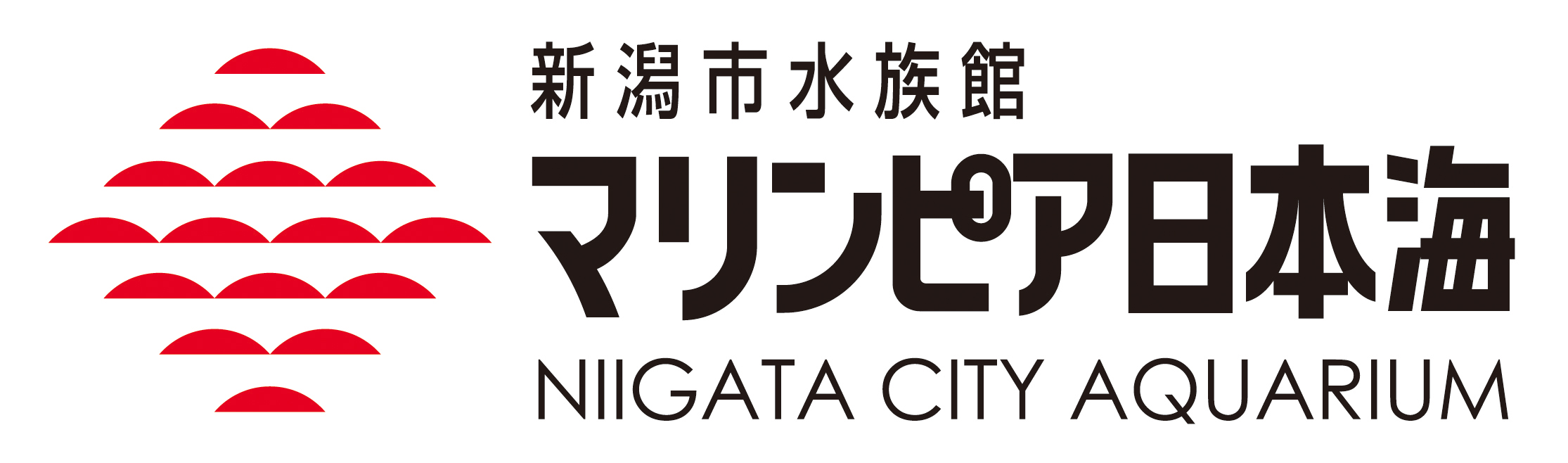 マリンピア日本海ロゴ