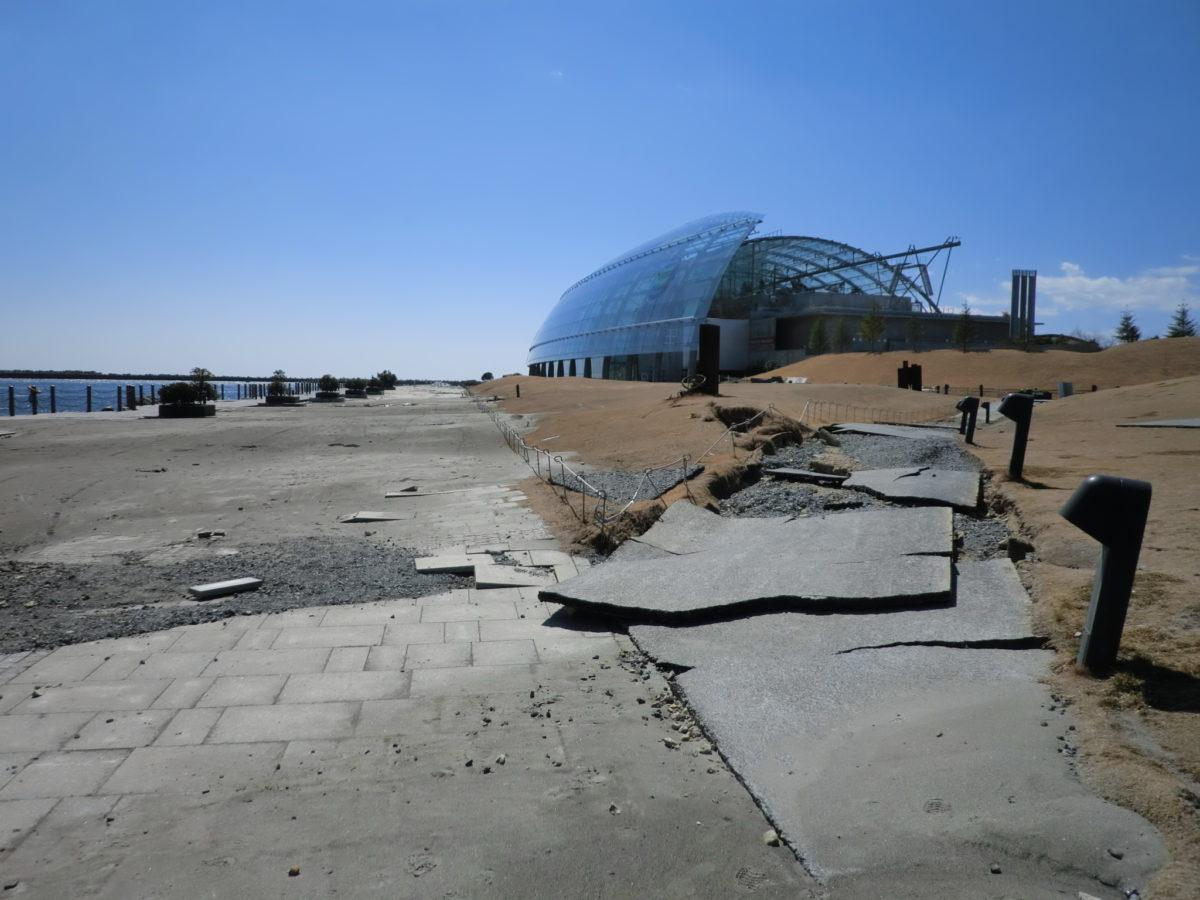 東日本大震災被害