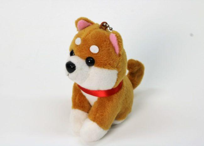 縄文柴犬マスコット