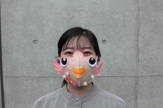 マスク-ナメダンゴ