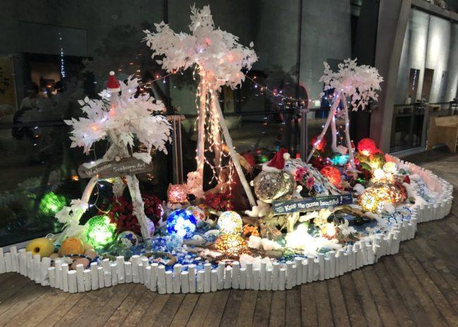 シーボーンアートクリスマス