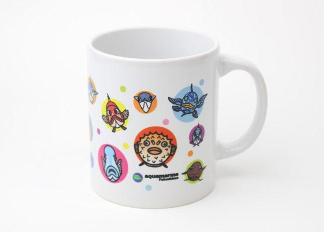 オールスター陶器マグカップ1010円