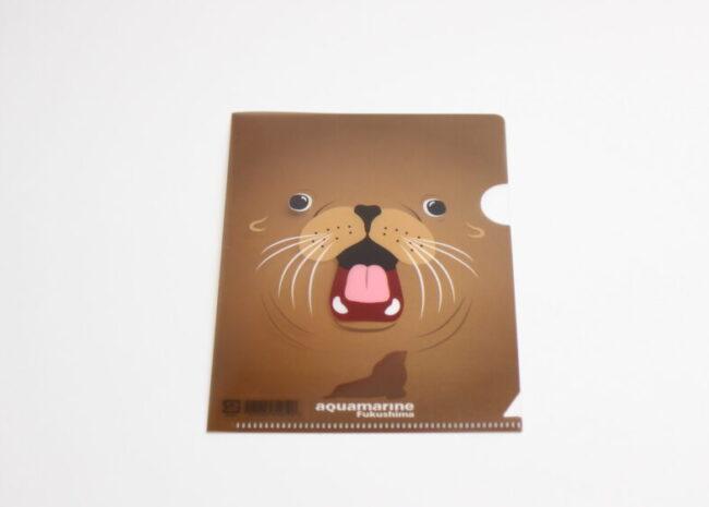 イチローA6クリアファイル180円
