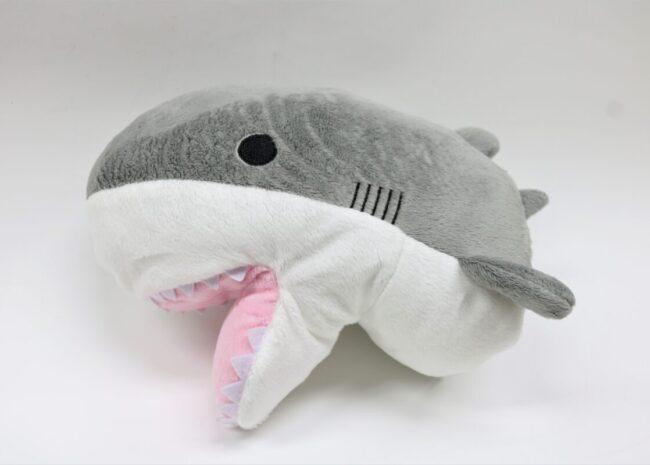 噛みっこサメ