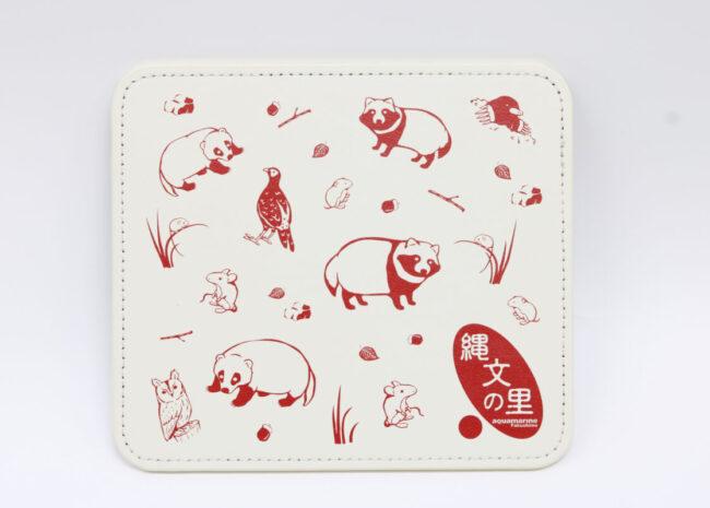 縄文の里マウスパッド1050円